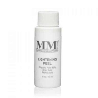 Lightening Peel Осветляющий гель - пилинг с 50% гликолевой 5% койевой 5% фитиновой кислотой 59 мл